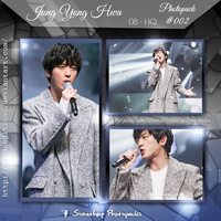 +JUNG YONG HWA | Photopack #OO2 by AsianEditions