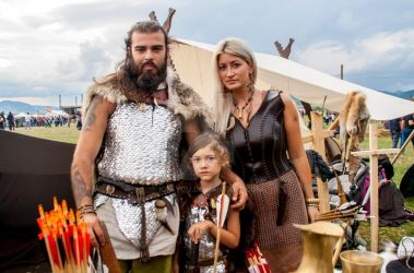 Meat the dacian family by ice4you