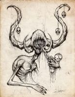sketchbook series3 The Lullaby by ShawnCoss