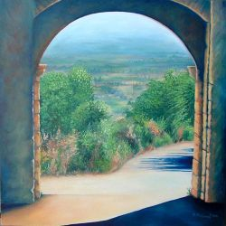 Assisi Arch by Kristytoo