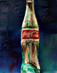 Coca Cola by AngeleaMarie