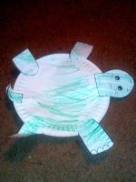 Eric's Turtle by Ellecia