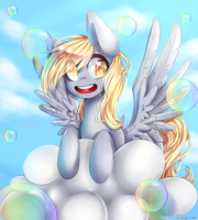 Bubbles! by IPonyLover