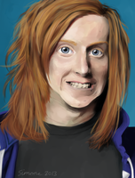 We the kings ginger lion by HellKitten2204
