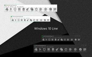 Windows 10 Line IDM by alexgal23