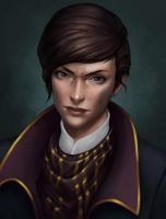 Dishonored 2 - Lady Emily by Vrihedd