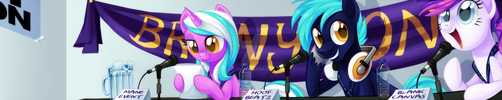 BronyCon 2014 - Guest Header by Centchi