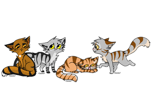 ~Kittens~ by Shaialove