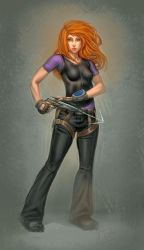 Kim Possible by ToolKitten