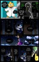 Reminiscence: Undertale Fan Comic Pg. 32 by Smudgeandfrank