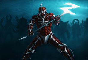 Lord Zedd by Decepticoin