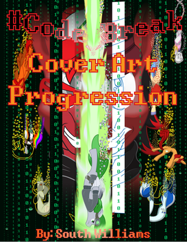 #C_B Cover Art Progression by South-Williams