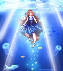 The Ocean [Comision Finished] by KamonKaze