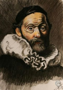 Rembrandt by MarchCoven