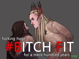 the HOBBIT: BF by RinGreen