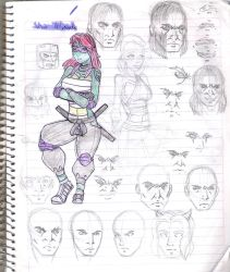 Sketches by DLPP