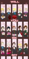 :APH: Happy V-day by Inupii