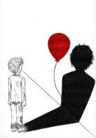 18th Red Balloon by MakeMeWantYou
