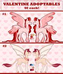 (CLOSED) PONY ADOPTABLES 6EUROS by DSerpente