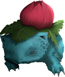 Ivysaur by Th3Sixth
