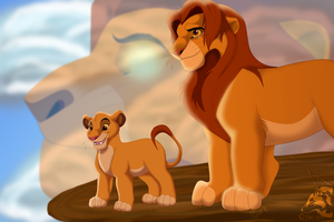 From Cub to King by Artistic-Demise