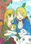 aph: Franles family portrait by LoveEmerald