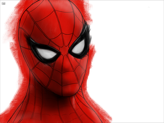 Homecoming Spiderman by ProPaul