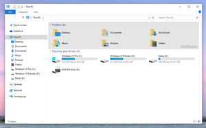 [Tip] Remove 6 Folders from This PC in Windows 10 by Vishal-Gupta