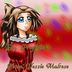 Naomi In Xmas Dress (Christmas Gift to Progirl88) by YessieMaltese