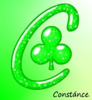 Constance's logo by GaudiFanYAY