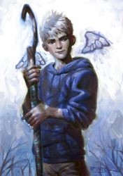 Jack Frost by Noxypia