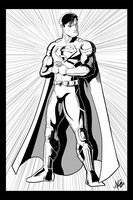 Superman 2011 by AllenHolt