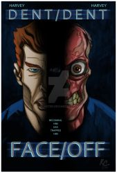Two-Face/Off by RCarter