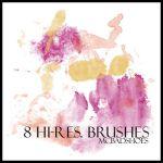 Hi-Res Brushes by mcbadshoes