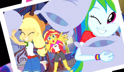 MLP EQG Legend of the Everfree Moments 25 by Wakko2010
