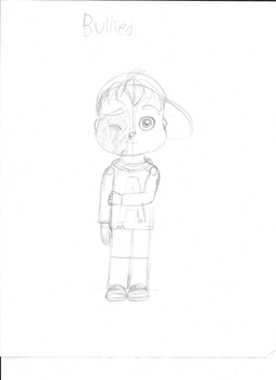 Bullied cover (WIP) by chibialvin