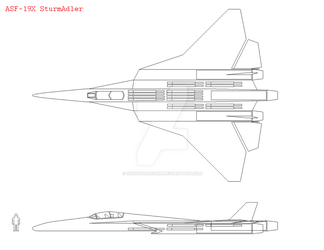 ASF-190 Internal engine and weapon layout. by IgnatiusAxonn