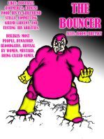 The Bouncer BIO by Crisis-Comics