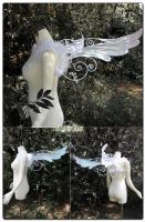 Frosty Dove Wings by Firefly-Path