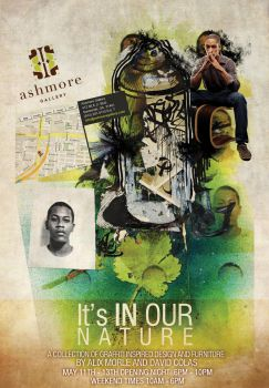 Its in our nature Poster by aMorle