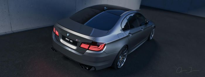 BMW M5 F10_IX by DuronDesign
