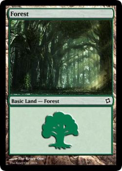 Forest One by The-Krazy-One