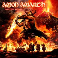 Amon Amarth Surtur Rising by Artfall