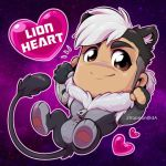 Little Lionheart by zillabean