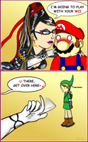 Bayonetta Second Coming by DFKJR