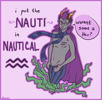 Naughtical. by Owlheart