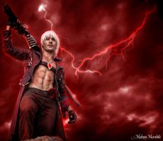 'The Show's Over' - Dante DMC 3 Cosplay by Leon C by LeonChiroCosplayArt