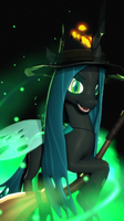 Chrysalis The Witch by Powdan