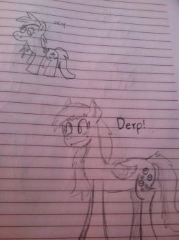 Derpy redraw thing by DerpyHooves117