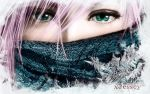 Lightning Farron: Winter Girl by xJessey